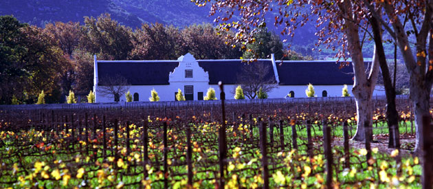 Franschhoek Offers Classic Styles In South Africa