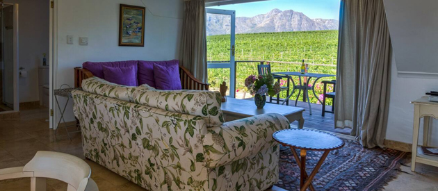 VINEHILL GUEST COTTAGES, STELLENBOSCH