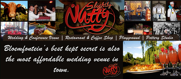 SLIGHTLY NUTTY WEDDING & FUNCTION VENUE